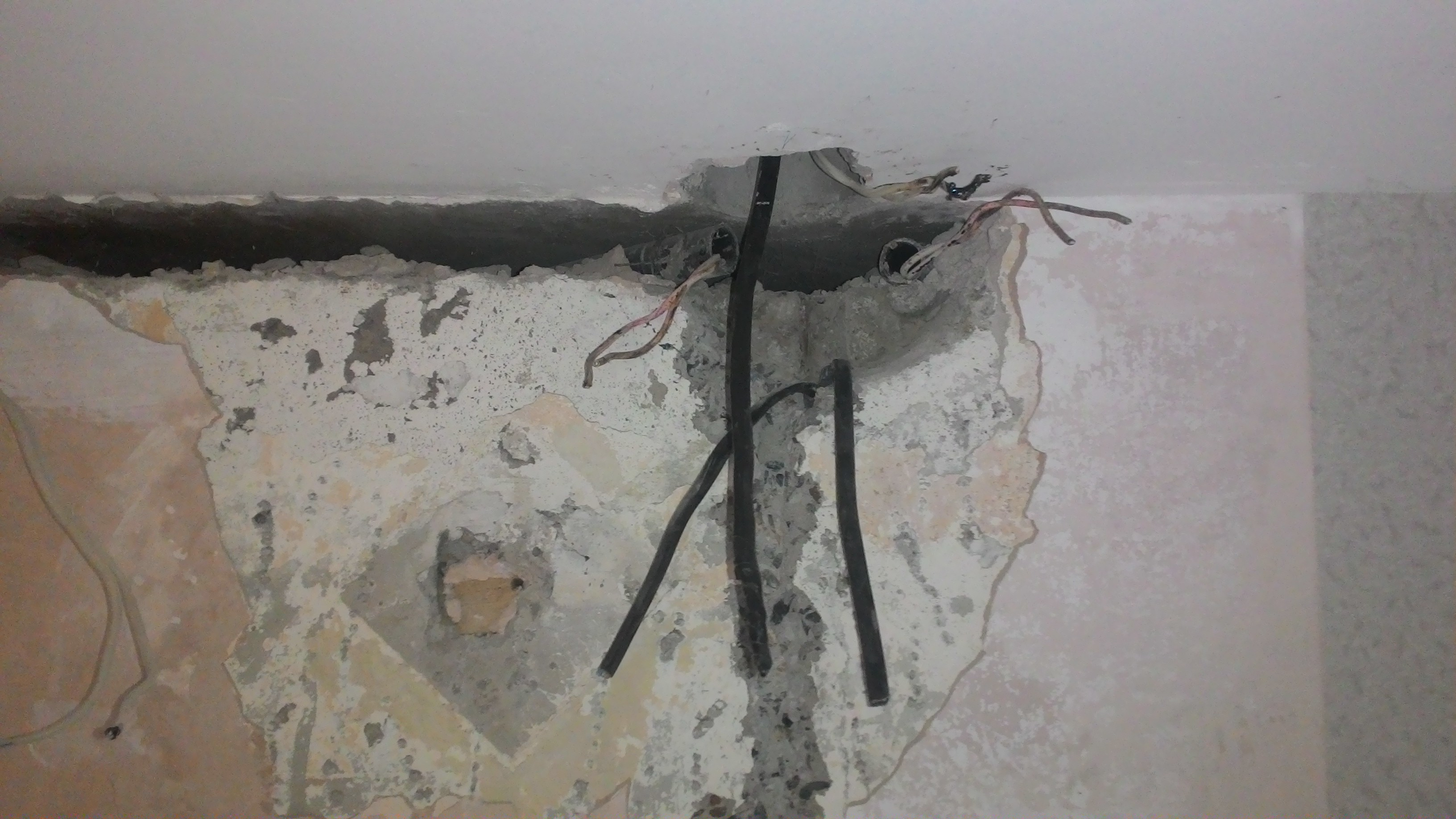 Электропроводка в панельном доме своими руками 185